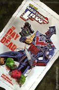 Marshal Law Day of the Dead TPB (2003 Titan) 1-1ST
