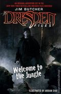 Dresden Files Welcome to the Jungle HC (2008 Del Rey Books) 1A-1ST