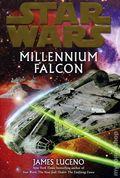 Star Wars Millennium Falcon HC (2008 Novel) 1-1ST