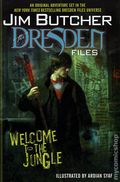 Dresden Files Welcome to the Jungle HC (2008 Del Rey Books) 1B-1ST