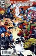 Justice League of America (2006 2nd Series) 28