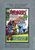 Marvel Masterworks Avengers HC (2003- Marvel) 8-1ST