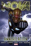 Nova Annihilation HC (2008) 1-1ST