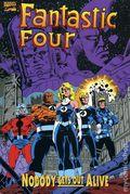 Fantastic Four Nobody Gets Out Alive TPB (1994 Marvel) 1-1ST