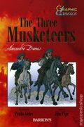 Graphic Classics: The Three Musketeers GN (2008 Barron's) 1-1ST