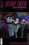 Star Trek Alien Spotlight Romulans (2008) 1C