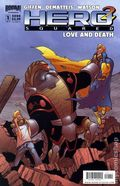 Hero Squared Love and Death (2008 Boom Studios) 1A