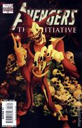 Avengers The Initiative (2007-2010 Marvel) 18B