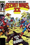 Secret Wars II Omnibus HC (2009 Marvel) 1A-1ST