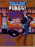American Flagg State of the Union TPB (1989) 1-1ST