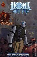 Atomic Robo (2008) FCBD 2008
