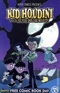 Kid Houdini and the Silver Dollar Misfits (2008) FCBD 2008