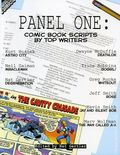 Panel One Comic Book Scripts by Top Writers SC (2002 About Comics) 1-REP