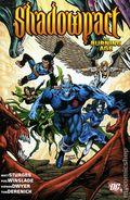 Shadowpact The Burning Age TPB (2008 DC) 1-1ST
