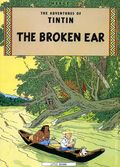 Adventures of Tintin The Broken Ear GN (1975) 1-REP