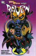 Teen Titans Spotlight Raven TPB (2008 DC) 1-1ST