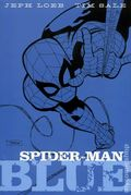 Spider-Man Blue HC (2008 Marvel) 2nd Edition 1-1ST