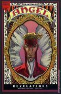 X-Men Angel Revelations TPB (2008 Marvel Knights) 1-1ST