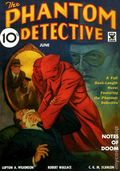 Phantom Detective Jun 1935 Replica SC (2008 Adventure House) Notes of Doom 1-1ST