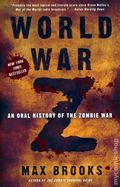 World War Z An Oral History of the Zombie War SC (2007 Broadway Novel) 1A-REP