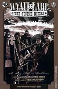 Wyatt Earp The Justice Riders TPB (2008 Moonstone) 1A-1ST