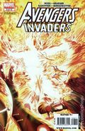Avengers Invaders (2008 Marvel Dynamite) 8A