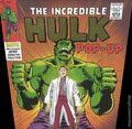Incredible Hulk Pop-Up Book HC (2008) 1-1ST