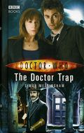Doctor Who The Doctor Trap HC (2008 Novel) 1-1ST
