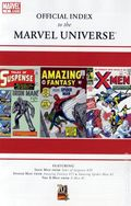 Official Index to the Marvel Universe (2009) 1