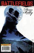 Battlefields Dear Billy (2009 Dynamite) 1A