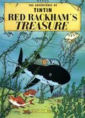 Adventures of Tintin Red Rackham's Treasure GN (1974 LBC) 1-REP