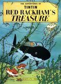 Adventures of Tintin Red Rackham's Treasure GN (1974 LBC) 1-REP