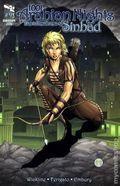 1001 Arabian Nights Adventures of Sinbad (2008 Zenescope) 9