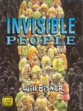 Invisible People GN (2000 DC) The Will Eisner Library 1-1ST