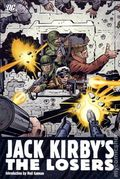 Jack Kirby's The Losers HC (2008 DC) 1-1ST