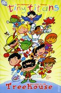 Tiny Titans Welcome to the Treehouse TPB (2009 DC) 1-1ST