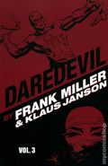 Daredevil TPB (2008-2009 Marvel) By Frank Miller and Klaus Janson 3-1ST