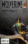 Wolverine Switchback (2009 Marvel) 1