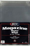 Mylar: Comic, Magazine 25pk 4Mil
