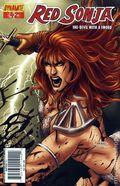 Red Sonja (2005 Dynamite) 42A