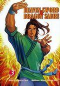 Heaven Sword and Dragon Sabre GN (2002-2004 Comics One) 3-1ST