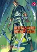 Heaven Sword and Dragon Sabre GN (2002-2004 Comics One) 6-1ST