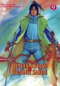 Heaven Sword and Dragon Sabre GN (2002-2004 Comics One) 9-1ST