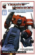 Transformers Gen 1 More than Meets the Eye Official Guidebook TPB (2004 Dreamwave) 1-1ST