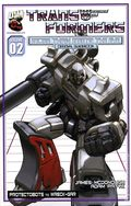 Transformers Gen 1 More than Meets the Eye Official Guidebook TPB (2004 Dreamwave) 2-1ST