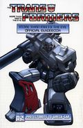 Transformers More than Meets the Eye Official Guidebook TPB (2008 IDW) 2-1ST
