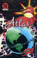 DC Heroes Role-Playing Game The Atlas of the DC Universe SC (1990 Mayfair) #247