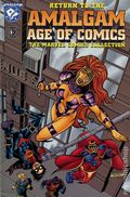 Return to the Amalgam Age of Comics The Marvel Comics Collection TPB (1997 Titan Books Edition) 1-1ST