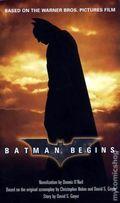 Batman Begins PB (2005 Del Rey Books Novel) 1-1ST
