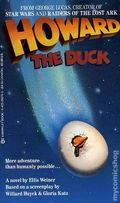 Howard the Duck PB (1986 Novel) 1-1ST